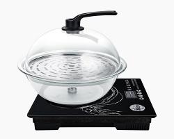 蒸汽火锅总能让吃货们眼前一亮
