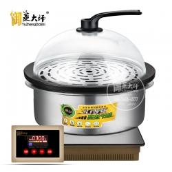 为什么吃货们都爱蒸汽火锅?