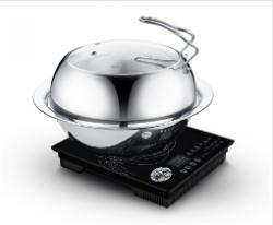 蒸汽火锅蒸煮的方法