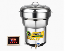 利用蒸汽火锅加热的原理是什么