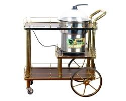 介绍一下蒸汽蒸汽火锅设备清洁方法小技巧