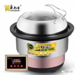 浅析蒸汽火锅设备是怎样清洁的