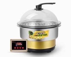 蒸汽火锅运用了哪些基本原理使在工作上不容易黏锅?