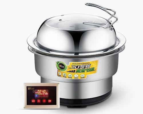 蒸汽海鲜火锅设备