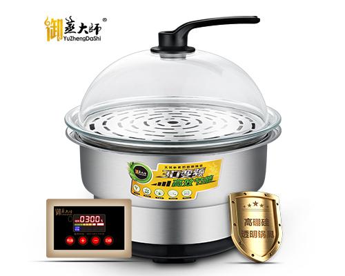 广西海鲜蒸锅