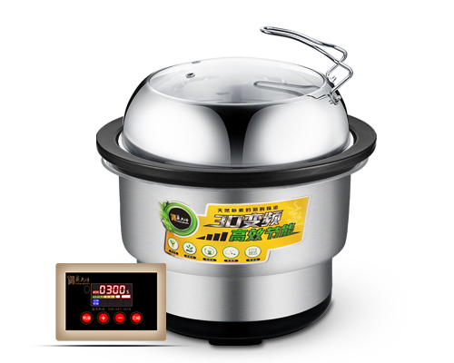 广西蒸汽能锅