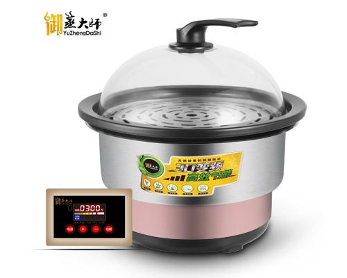 上海快速蒸汽能锅