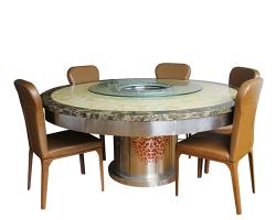 升降蒸汽火锅餐桌