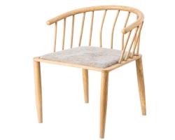 御蒸大师蒸汽火锅定制餐厅桌椅铁艺围椅